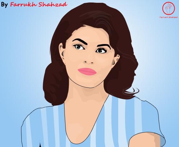 Jacqueline Fernandez by FarrukhShahzad